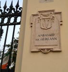 Embassy of Ireland, Villa Spada, Rome