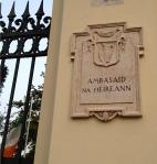 Embassy of Ireland, Villa Spada, Rome