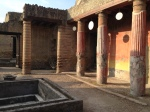 The dying of the light, Herculaneum.