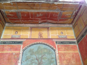 Beauty highlighting devastation. Villa (known as Poppaea's), Oplontis (Torre Annunziata)