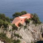 Curzio Malaparte's iconic Capri villa