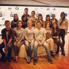 Evaluating Europe — the Second Years' Brussels trip