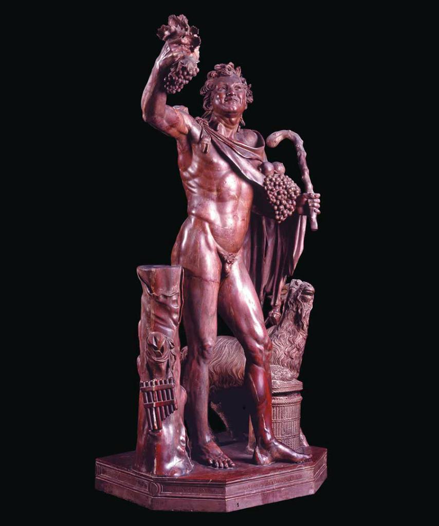 'Statue of a Drunken Faun', Musei Capitolini Inv. Scu. 657